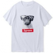 SUPREM BoxLogo シュプリーム ボックス ロゴ t シャツ 偽物 半袖 メンズ ブラック、ホワイト2色選択 コットン.