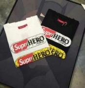 SUPREME シュプリーム ルイヴィトン コラボ 半袖  Tシャツ コットン生地 メンズ ホワイト、ブラック2色.