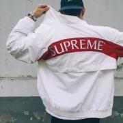 欧米韓流/雑誌 3色可選 2017秋冬 Supreme 17FW Arc Track Jacket 極上の着心地