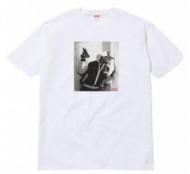 新作入荷2018夏SUPREMEシュプリーム Tシャツ 激安 夏服白 14AW KRS-One Tee Tシャツ お洒落な半袖Tシャツ 男女兼用