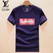 HOT人気セール シュプリームルイヴィトンコピー 半袖Tシャツ SUPREME LV BOX LOGO クールネックTシャツ3色可選