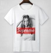 爆買い新品 シュプリーム風TシャツSUPREME BOX LOGO プリント半袖Tシャツ丸首2色可選