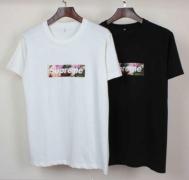 シュプリームボックスロゴTシャツ偽物SUPREMEプリント半袖Tシャツユニセックスクールネック2色可選