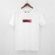 爆買い大人気 supreme シュプリーム  激安  T シャツ 半袖 ホワイト メンズ ブラックレディース ブラック 値段
