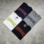 高品質シュプリームtシャツコピーストリートスタイルコットン半袖tシャツ