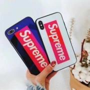 ▲2018人気新作▲ VIPセール iphoneケース コピー品 Supreme iphone7 plusケース 軽量化 上品 キレイ ファション 携帯ケース