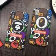 最大75%OFF!!夜光デザインSupreme iphoneケース コピー 代引き シュプリーム iphoneX 携帯ケース 綺麗 高品質