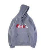3色選択可 パーカー 今の季節におすすめ  優れた生地 Supreme 18FW Cat in the Hat Sweatshirt ステキ